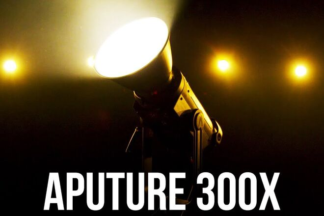 NEW! Aputure 300X