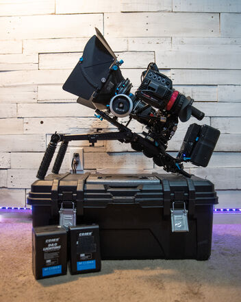 Complete BMPCC4K Cinema Kit for Doc, Indie & Commercial Work