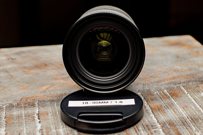 Sigma 18-35mm f/1.8 DC HSM Art for Canon EF