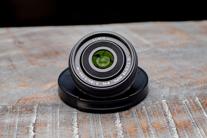 Lumix G 14mm f/2.5 Aspherical Lens