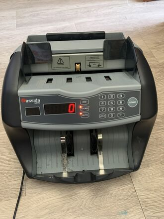 Money Counter(Cassida  6600)