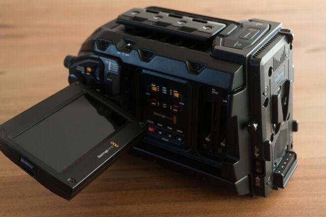 Blackmagic Ursa Mini Pro 4.6k EF Mount (body)