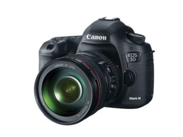 Canon 5D Mark III with Full Kit