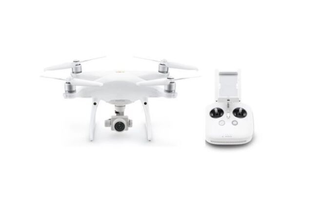 DJI Phantom 4 Drone with 4 mile Range Extender