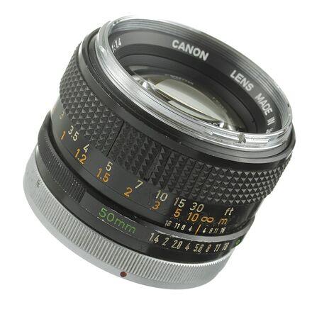 50mm 1.4 Canon FD