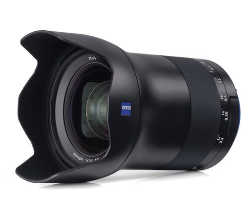 Zeiss Milvus Lens Set