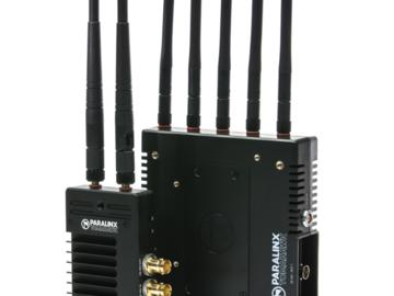 Rent: Parallax Tomahawk SDI System Wireless Monitoring