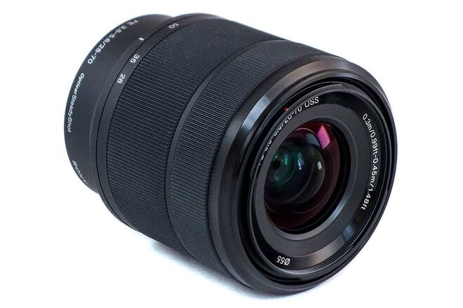 Sony FE 28-70mm F3.5-5.6 OSS E-mount Camera Lens E