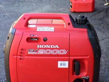 Rent: Honda eu2000i Generator