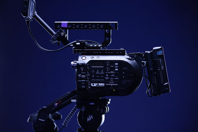 Sony FS7 MK II mark 2 Base Camera Kit