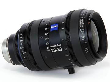 Rent: ZEISS COMPACT ZOOM 28-80mm CZ.2 (Brand New in Pelicase)