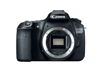 Rent: Canon 60D w/ Batteries & Media