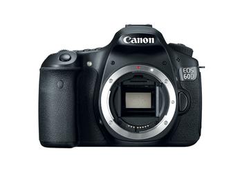Rent: Canon 60D w/ Batteries & Media