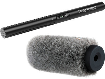 Rent: WIRELESS SHOTGUN  Sennheiser W/ 11' BOOMPOLE