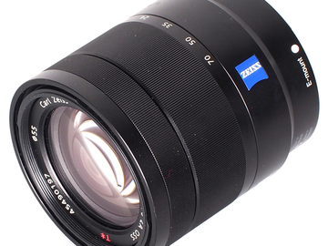 Rent: Sony Zeiss Vario Tessar T* f/4 24-70mm