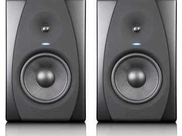 Rent: M-Audio CX8 Studio Monitors