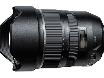 Rent: Tamron SP 15-30mm f/2.8 Di VC USD (EF Mount)