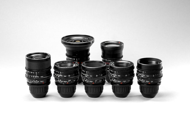 Zeiss Super Speeds (18,25,35,50,85) & 14mm and 135mm