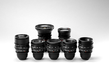 Rent: Zeiss Super Speeds (18,25,35,50,85,) & 14mm and 135mm