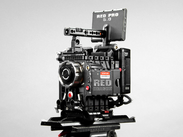 Rent: RED Epic Dragon COMPLETE