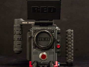 RED Scarlet-W Dragon 5k - (KIT PACKAGE)