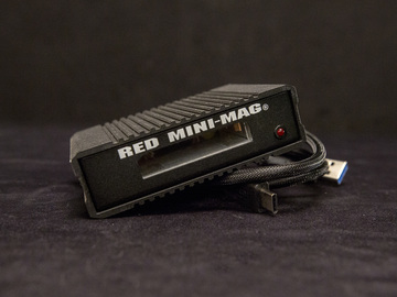 RED STATION RED Mini Mag READER