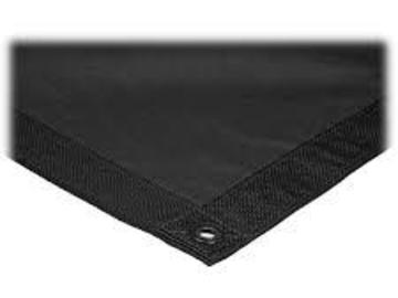 Rent: 6'x6' American Grip Solid Black