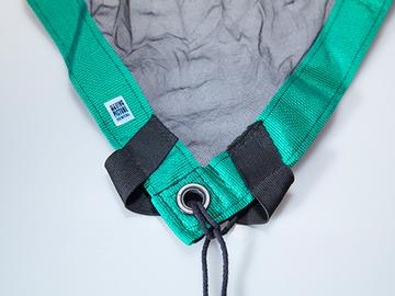 Rent: 6'x6' American Grip Single Net W/Tie Downs