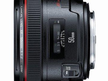 Rent: Canon EF 50 1.2 LENS