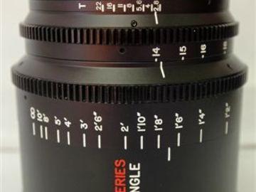 Rent: Focus Optics Ruby 14-24mm T2.8 Zoom