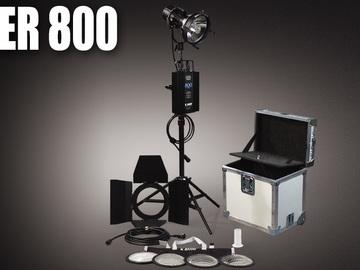 Rent: Joker 800W with Chimera