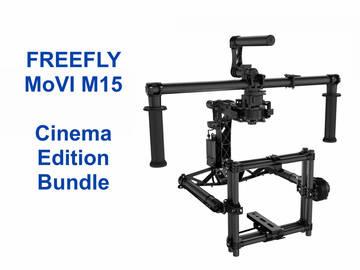 Rent: FREEFLY MoVI M15 Cinema Edition Bundle