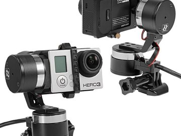 Rent: GoPro 3-Axis Gimbal Rental Kit