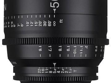 Rent: Rokinon XEEN 50mm Cine Lens