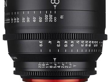 Rent: Rokinon XEEN 85mm Cine Lens