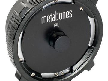 Rent: Metabones PL to E-Mount Adapter