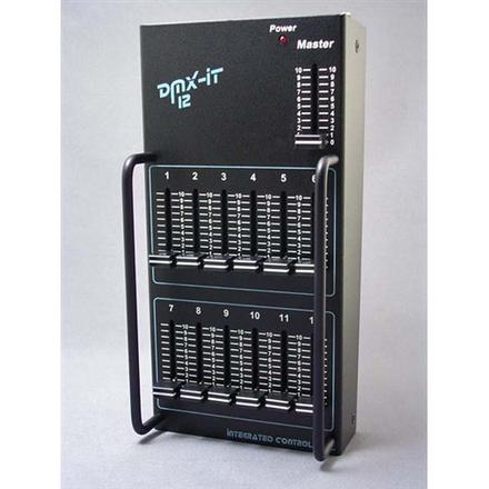 DMX-It 12b (12-channel mobile DMX controller)