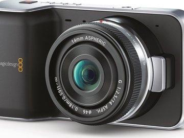 Rent: Blackmagic Pocket Camera w/ MetaBones MFT to EF Speedbooster