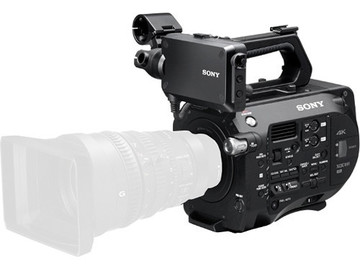 Rent: Sony FS-7 body (add'l equip. avail. a-la-carte)