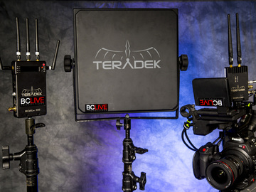 Rent: Teradek Bolt Pro 2000 2nd Generation (1x2)