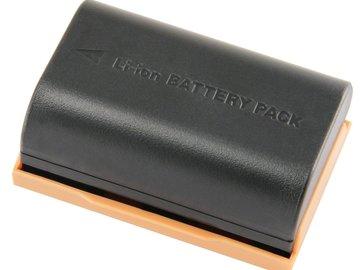 Rent: Canon LP-E6 Battery x 2 (Two Batteries)
