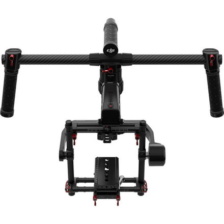 DJI RONIN-MX with P-Tap and extra batterie