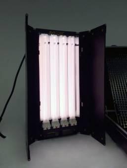 Kino Flo Diva-Lite 401 One Light Kit with Stand