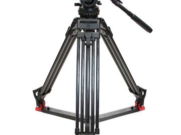 Rent: Sachtler Video 20 iii with Carbon Fiber Legs