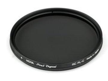 Rent: Hoya 58mm Uncoated Circular Polarizer