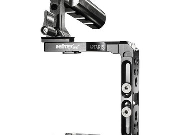 Rent: Walimex Pro Aptaris Universal Adjustable Cage for A7S GH4 5D