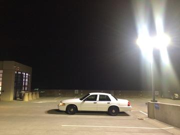 Rent: Police Car