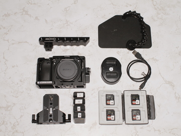 Rent: Sony a6300 Filmmaking Package