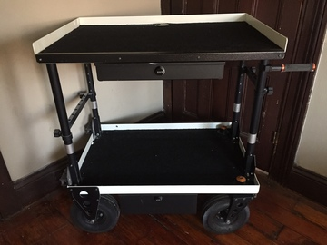 Rent: Inovativ Echo 36 Equipment Cart