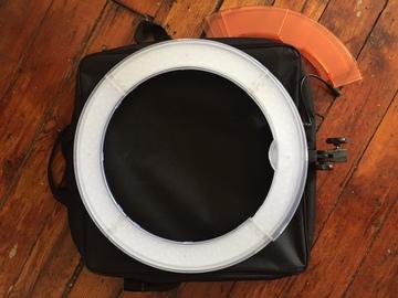 Rent: LED Ring Light